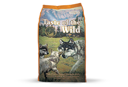 "Taste Of The Wild גור ביזון 13 ק""ג"