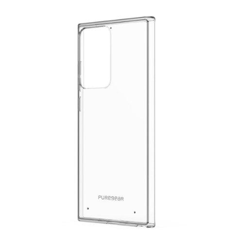 hard SHELL מבית Pure Gear לטלפון סלולארי מדגם  Samsung Galaxy Note 20 ultra  (צבע שקוף)