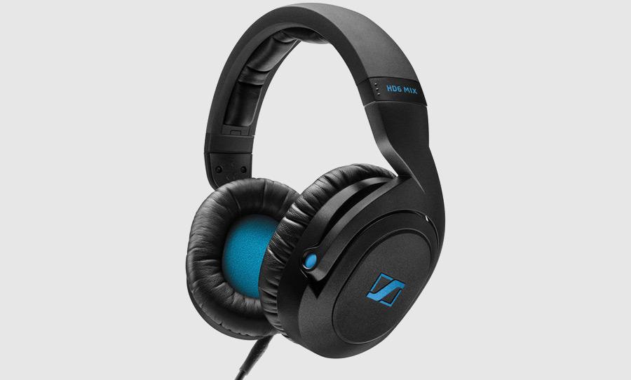 """אוזניות חוטיות Sennheiser HD6 MIX, """"הסטנדרט למקצוענים"""""""