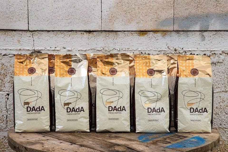 """פולי קפה דאדא HB פלוס 1 ק""""ג +Dada HB"""