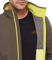 גאקט סופטשל נורת פייס גברים מדגם  The North Face Men's Durango Hoodie Jacket - Black Ink Green