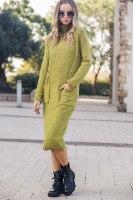 שמלת סריג דגם ליאנה