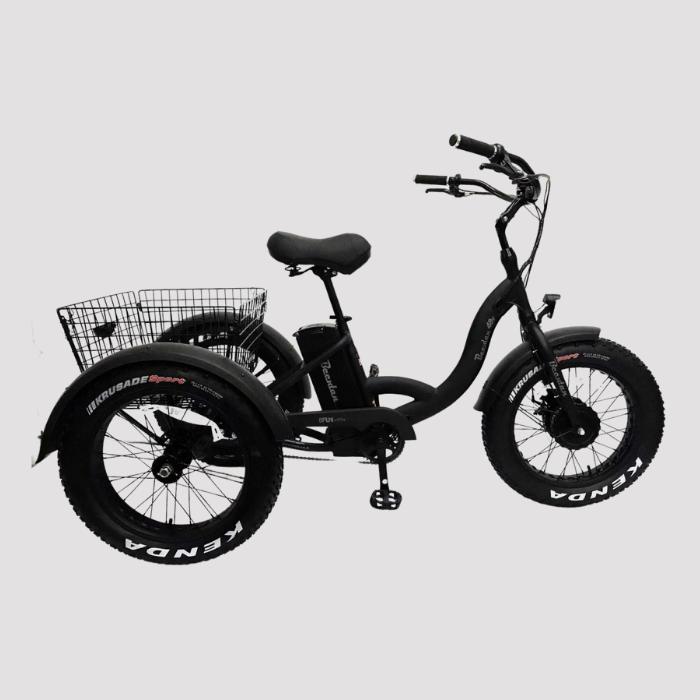 אופניים תלת חשמליים Becidan 48V 15AH