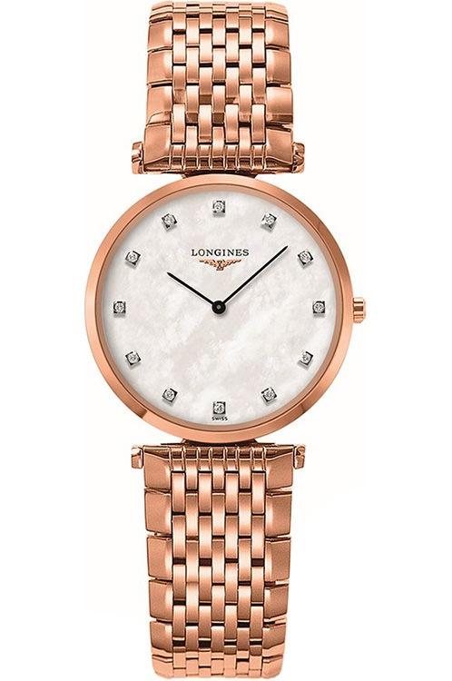שעון יד אנלוגי נשים LONGINES L4.512.1.97.8