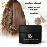 מסכת שמן קוקוס לשיקום השיער ברגע