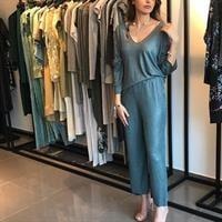 חליפת גולי ירוק
