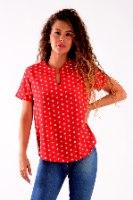 חולצה אנדי אדום