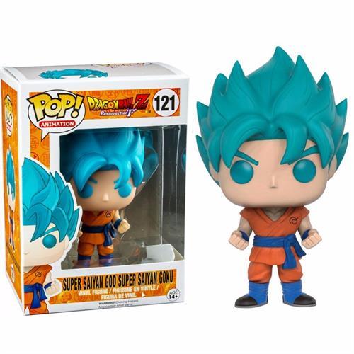 בובת פופ -  Super Saiyan God Super Saiyan Goku