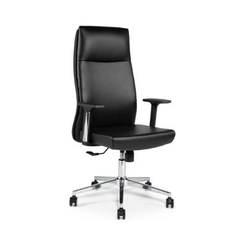 """כסא מנהלים ד""""ר גב Leader"""