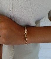 צמיד זהב לורי