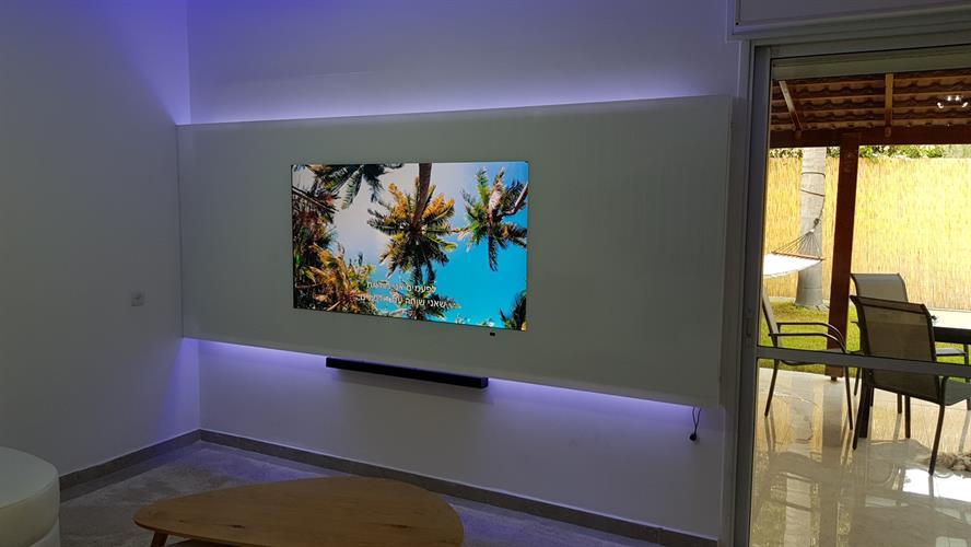 מסך זכוכית לטלויזיה 9