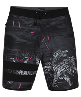 HURLEY PHTM BLOCK PARTY TIGER STYLE