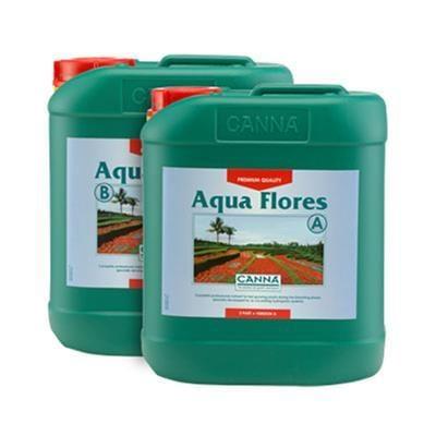 Canna Aqua Flores A B 5 Liter