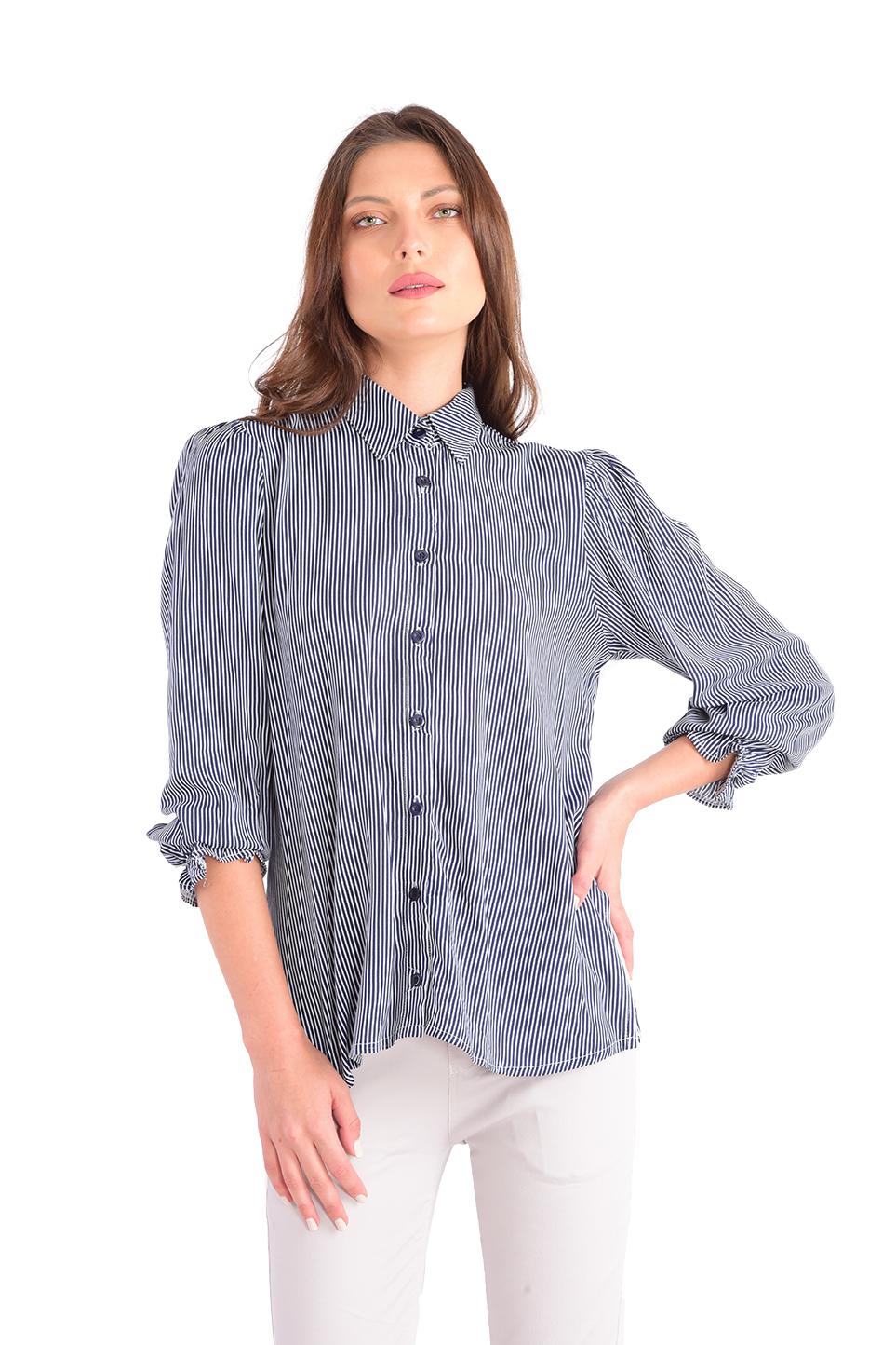 חולצה דונלה כחול