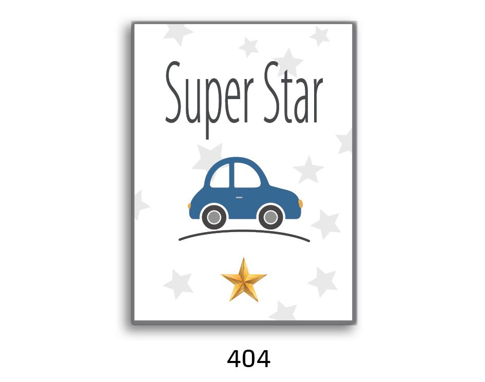 תמונת השראה מעוצבת לתינוקות, לסלון, חדר שינה, מטבח, ילדים - תמונת השראה דגם404