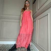 שמלת FLORENCE קורל