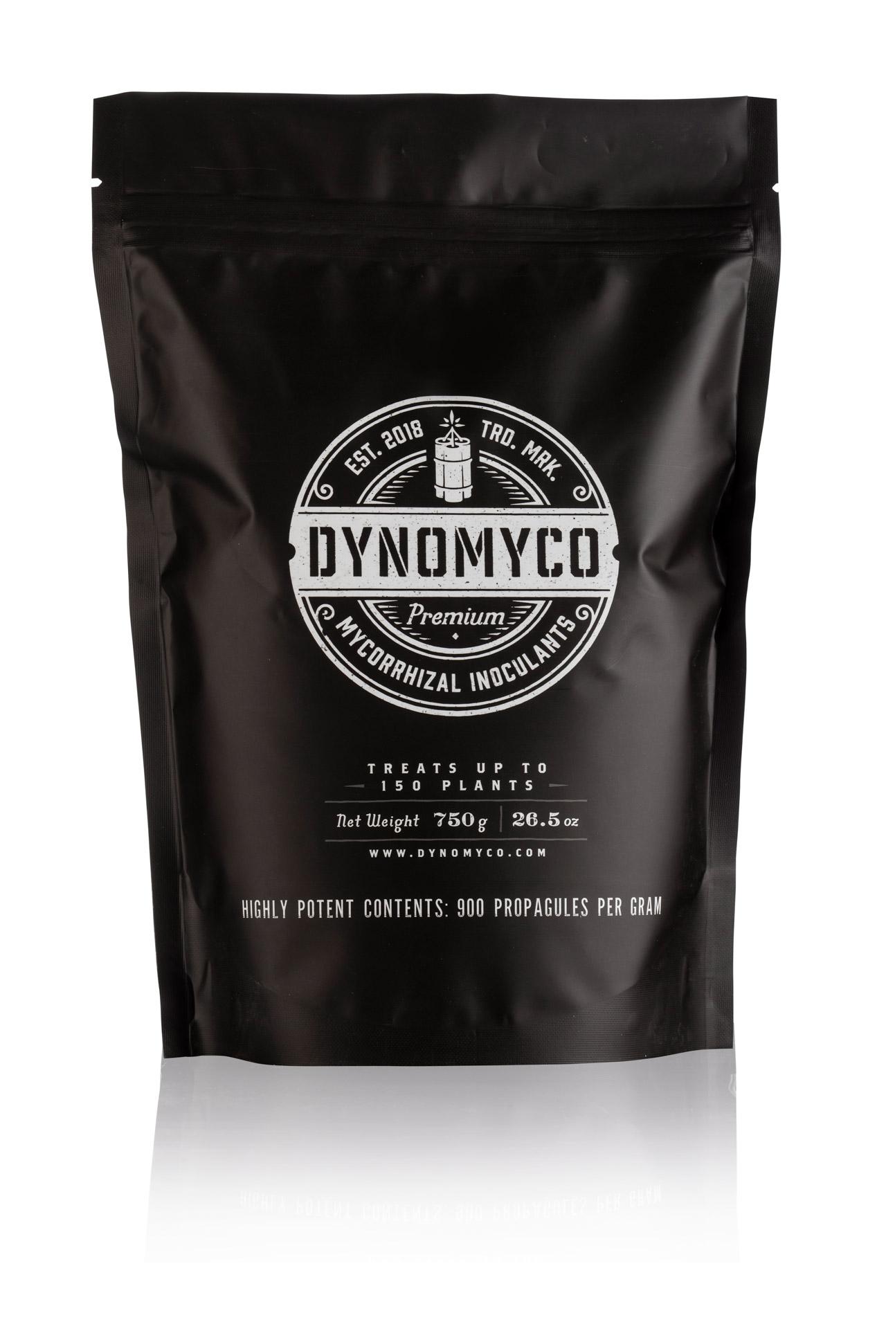מיקוריזה 750 גרם Mycorrhiza DYNOMYCO