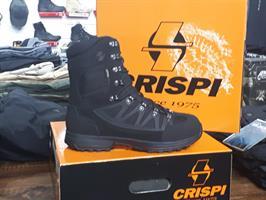 נעליים טקטיות גבוהות קריספי דגם מגב שחור    -  CRISPI APACHE PLUS GTX VIBRAM BLACK CTU