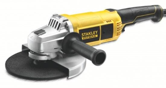 """משחזת זווית """"9 /230 מ""""מ 2200W סטנלי Stanley Fatmax"""