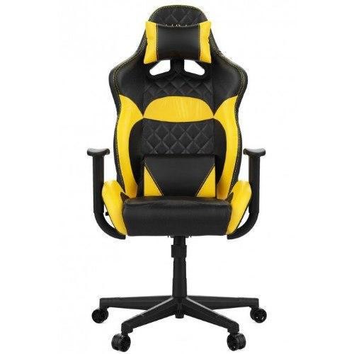כיסא גיימניג CHAIR ZELUS E1 YELLOW