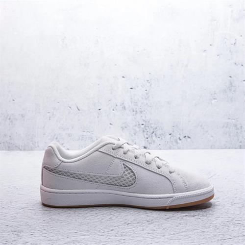 נעלי נשים נייק Court Royale Premium צבע אפור דגם AJ7731 003