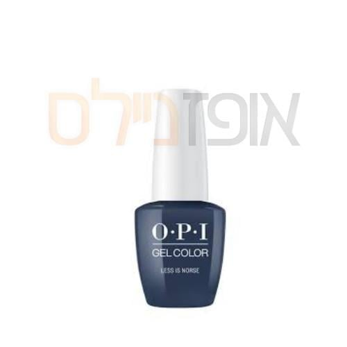 opi ג'ל צבע Less Is Morse