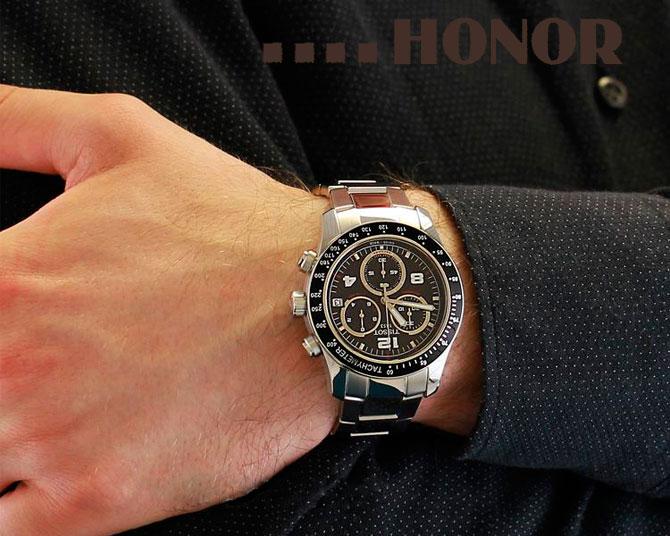שעון יד אנלוגי גברים Tissot T039 417 11 057 02 שעונים