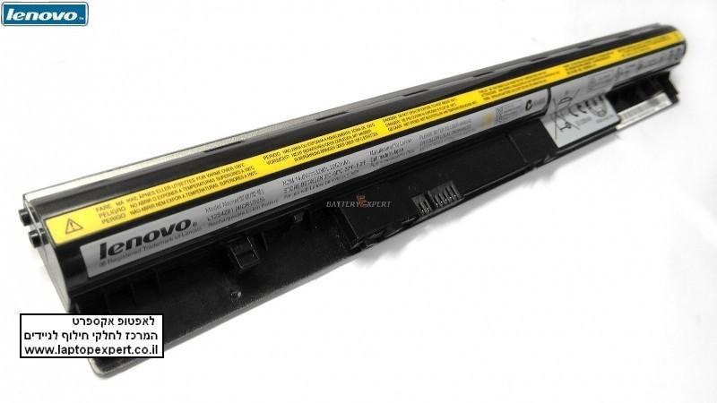 סוללה מקורית למחשב נייד לנובו Lenovo IdeaPad S400 S300 Laptop 4ICR17/65 L12S4Z01 L12S4Z01 Laptop battery
