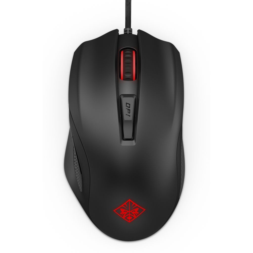 עכבר חוטי HP Omen Mouse 600 1KF75AA