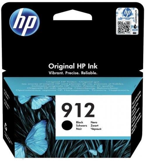 ראש דיו מקורי שחור HP 912