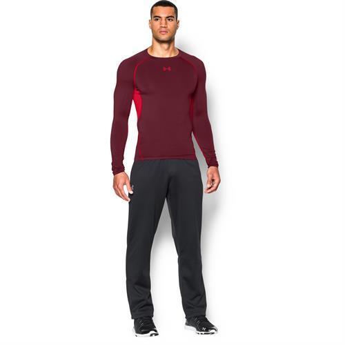 חולצה אנדר ארמור שרוול ארוך לגבר 1257471-601   Under Armour Compression s long sleeve shirt