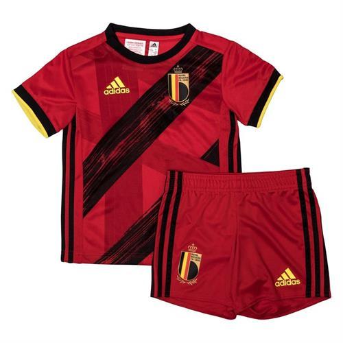 חליפת ילדים בלגיה בית יורו 2020