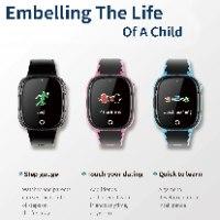 שעון חכם GPS לילדים- SmartiX