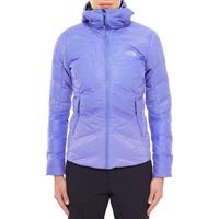 מעיל פוך נשים נורט פייס מדגם The North Face Women's Fuseform Dot Matrix Hooded jacket Starry Purple