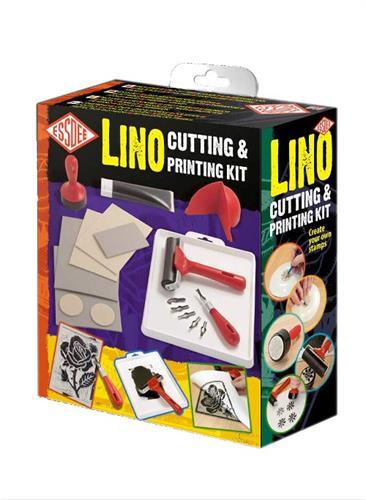 ערכת הדפס הכנת חותמות - LINO