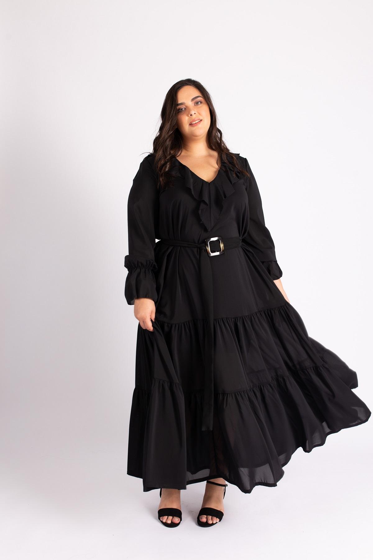 שמלת ג'יין שחורה