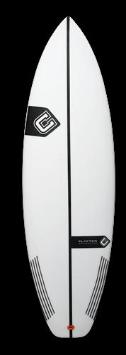 CLAYTON SURFBOARD DV3 EPOXY 5'4 איסוף מהרצליה בלבד