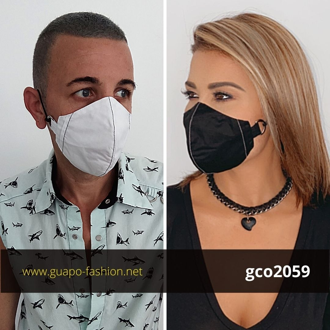 מסכת בד מעוצבת cotton facemask