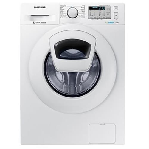 """מכונת כביסה פתח קידמי Samsung WW70K5213YW 7 ק""""ג סמסונג"""