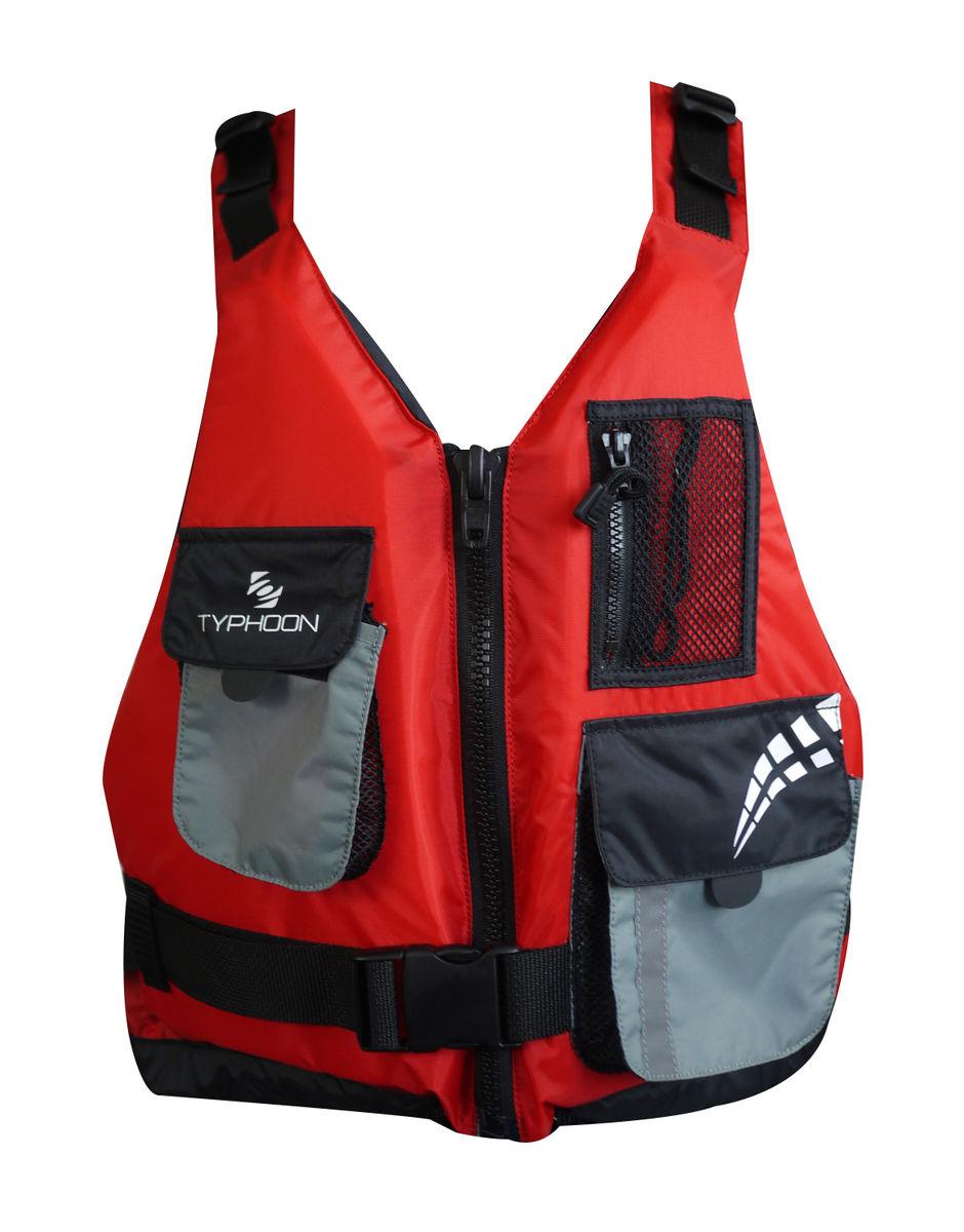 Adventurer Buoyancy Aid Red Ripstop