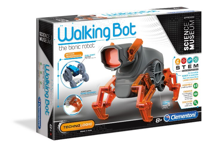רובוט מכני Walking Bot