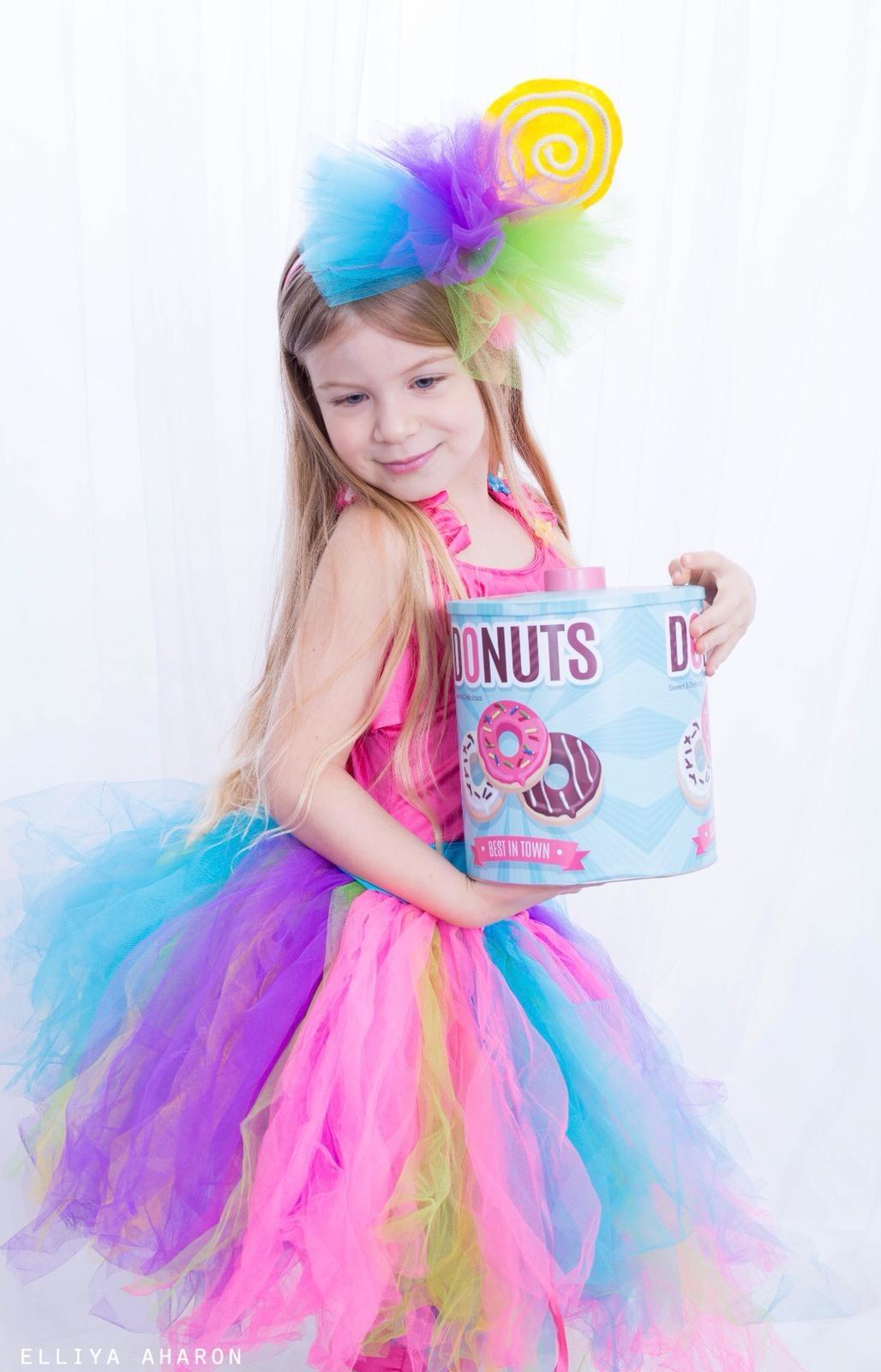 תחפושת סוכריה מתוקה