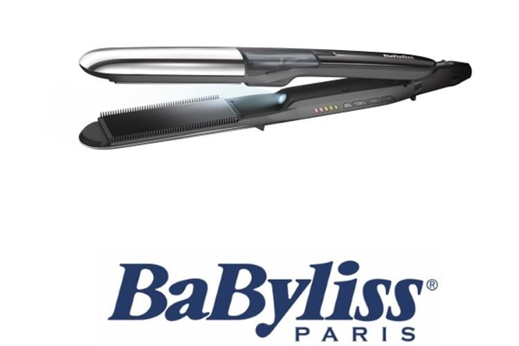 BaByliss מחליק שיער עם אדים  דגם ST495E