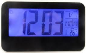"שעון מעורר דיגיטלי DS-2618 מידות 15*9 ס""מ"