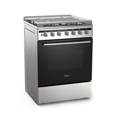 """תנור אפייה נירוסטה משולב עומד ברוחב 60 ס""""מ דגם 24DMS4G113"""