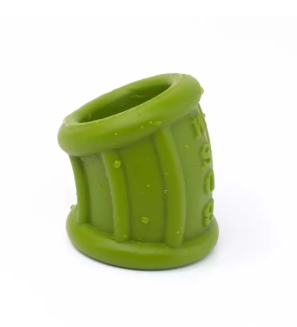 גומיה לביצים לעיכוב גמירה בצבע ירוק