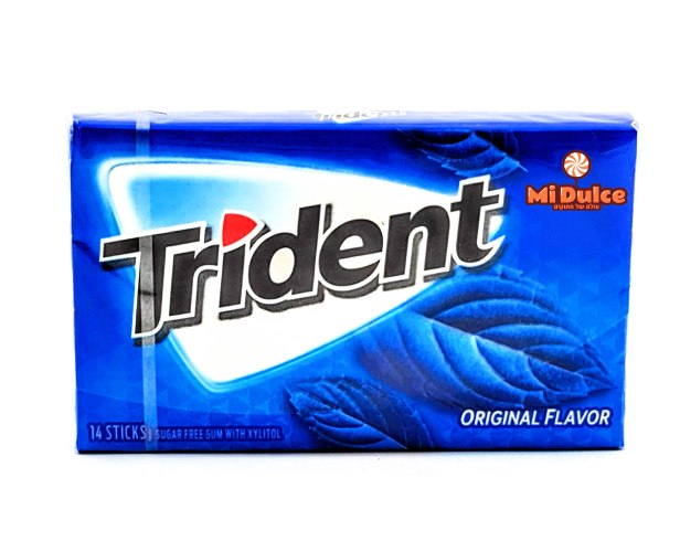 Trident מנטה חריפה