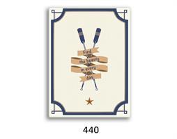 תמונת השראה מעוצבת לתינוקות, לסלון, חדר שינה, מטבח, ילדים - תמונת השראה דגם 440