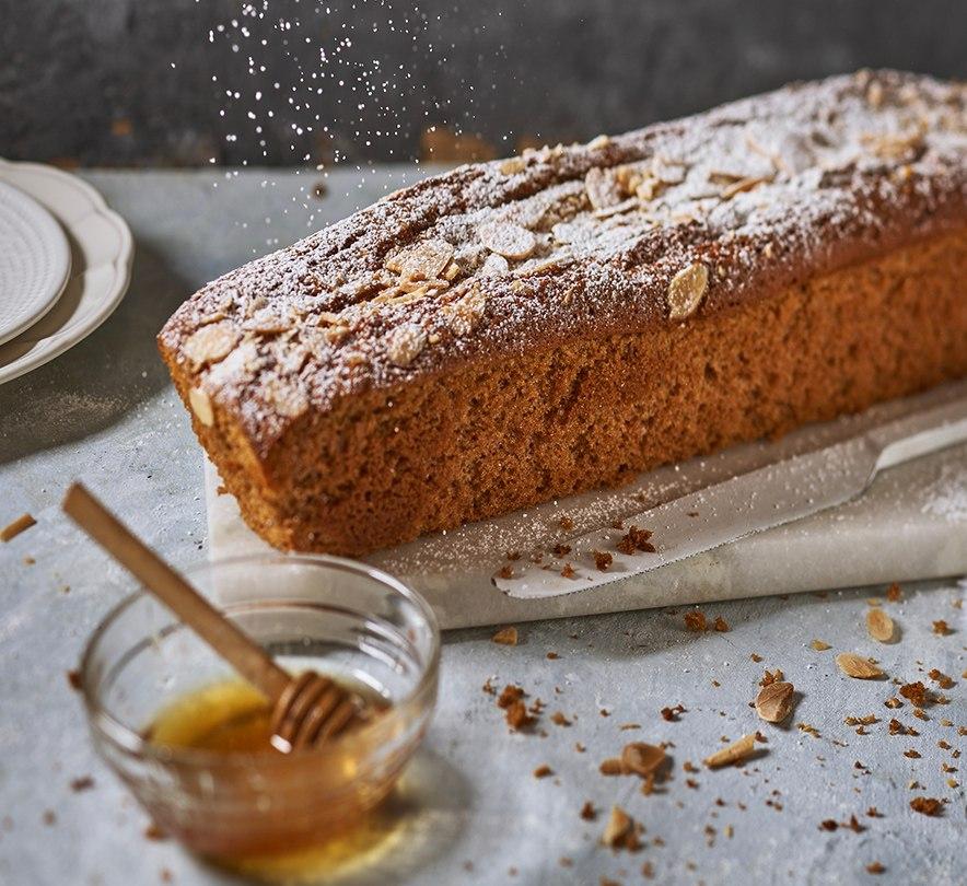 עוגת דבש קלאסית