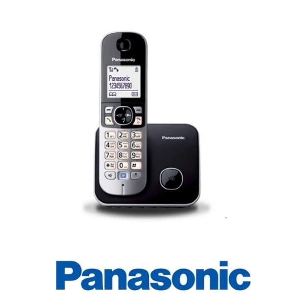 Panasonic טלפון אלחוטי דגם KX-TG6811MBB